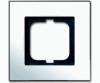 Cover frame, Carat, 1-gang, Chrome?(NEW)